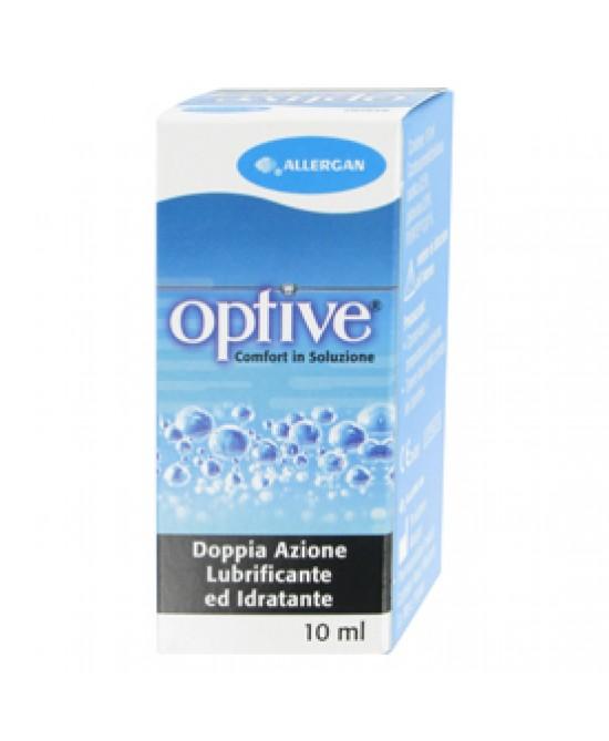 Allergan Optive Comfort In Soluzione Oftalmica Flacone 10ml - Farmalandia