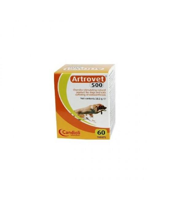 Candioli Artrovet 500 60 Compresse Da 500mg - Farmacia 33