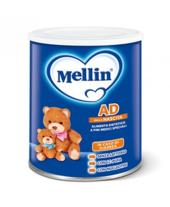 Mellin Alimenti Ai Fini Medici Speciali AD Latte In Polvere 400g - La tua farmacia online