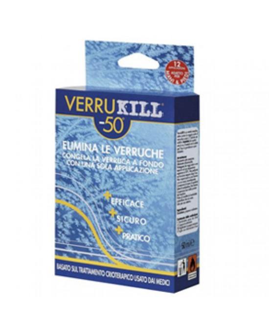 Verrukill Spr Crioterapico50ml- scadenza 01/2020 - Farmacento
