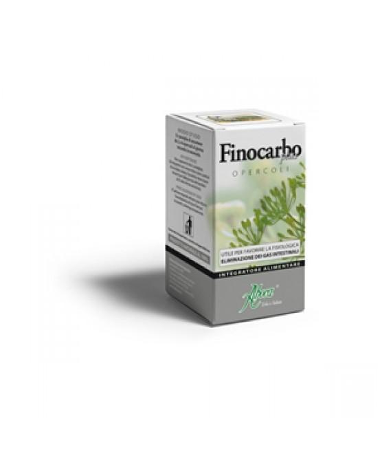 Aboca Finocarbo Plus 50 Opercoli Da 500mg - Antica Farmacia Del Lago