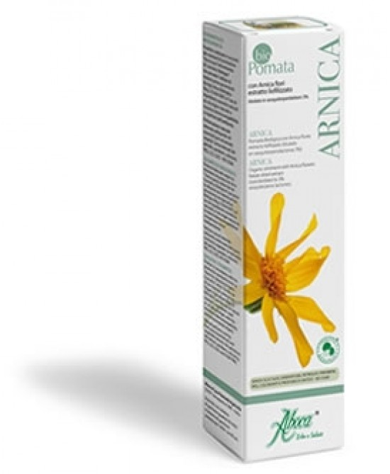 Aboca BioPomata Arnica 50ml - farma-store.it