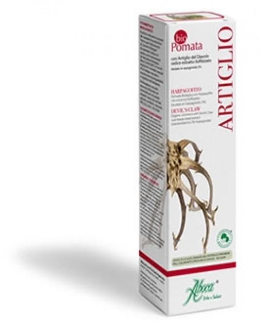 Aboca BioPomata Artiglio Diavolo 50ml - Antica Farmacia Del Lago