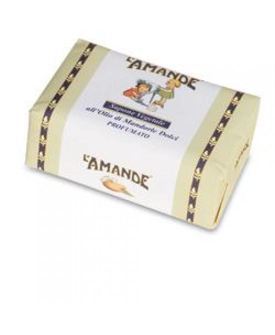 L'AMANDE Marseille Sapone Vegetale Mandorle Dolci 200 grammi - La tua farmacia online