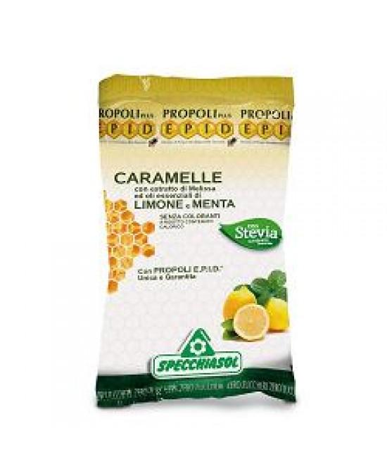 Specchiasol EPID 24 Caramelle al Limone e Menta - La tua farmacia online