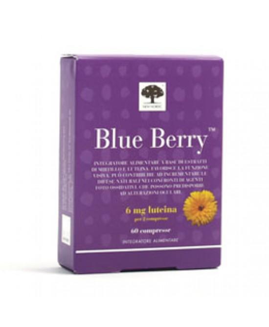 Blue Berry 60cpr - La tua farmacia online