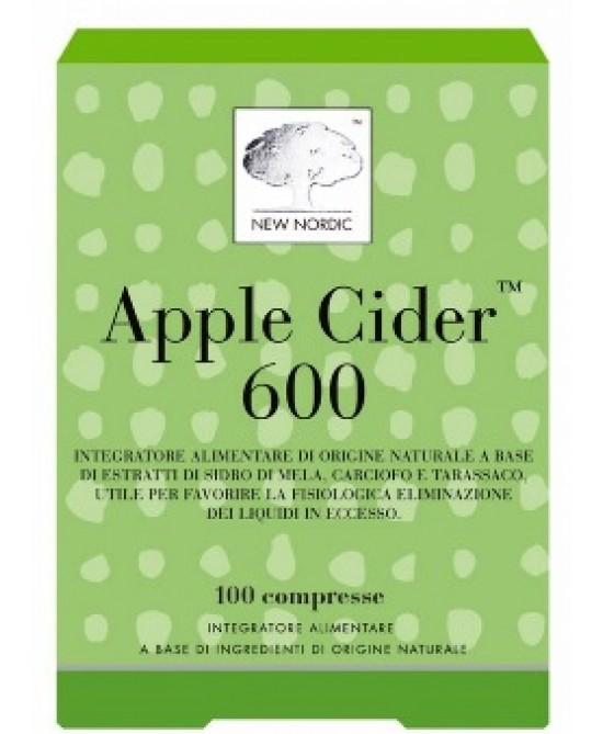 Apple Cider 100cpr - Farmacento