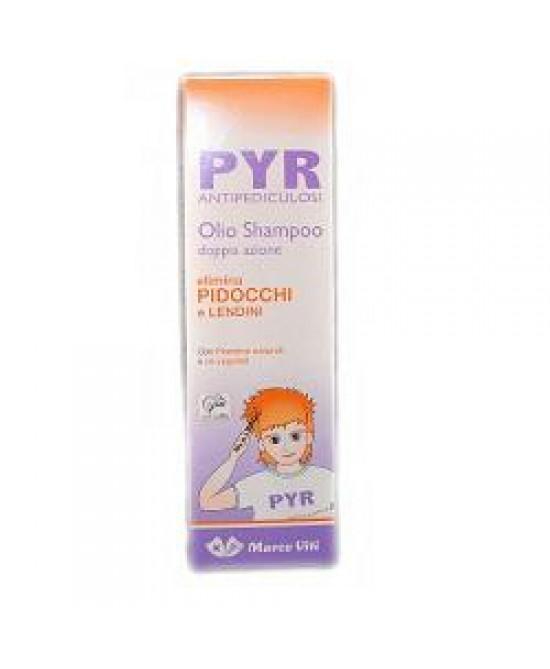 Pyr  Olio Shampoo  Doppia Azione  150ml - FARMAPRIME
