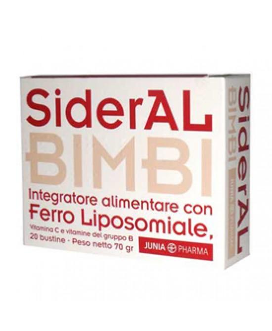 Sideral Bimbi 20bust - Farmaciaempatica.it