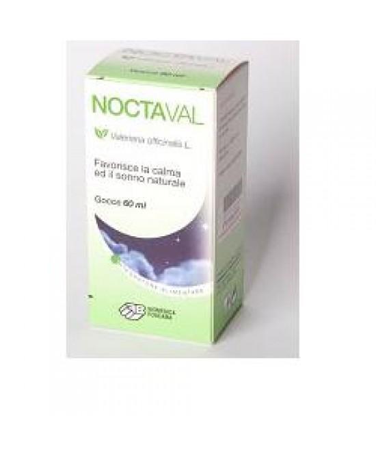 Noctaval Gocce 60ml - La tua farmacia online