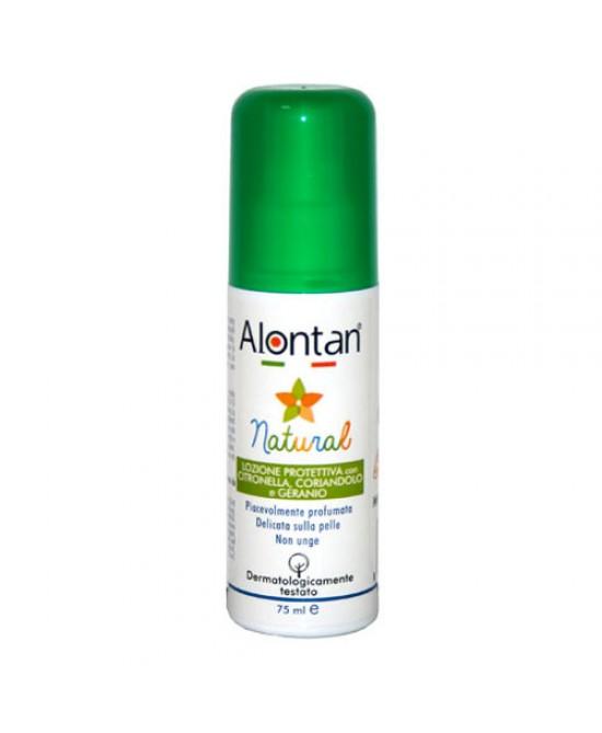 Pietrasanta Alontan Natural Spray 75ml - Parafarmaciabenessere.it