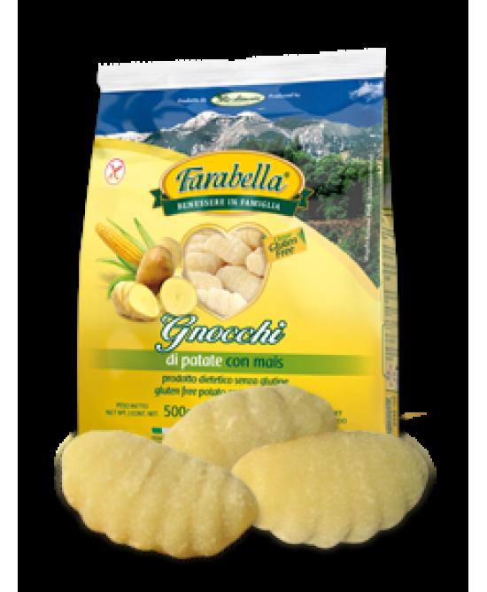Farabella Gnocchi Di Patate Senza Glutine 500g - FARMAEMPORIO