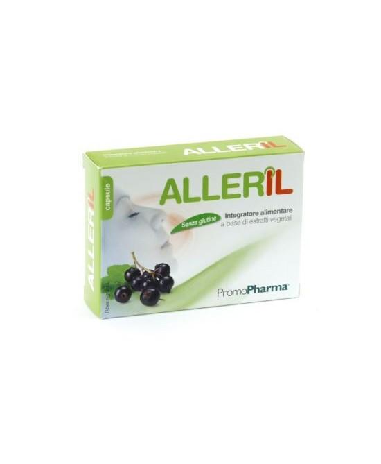 PromoPharma Integratori Alimentari E Nutraceutici / Linea Alleril Alleril 20 Capsule - Farmacia 33