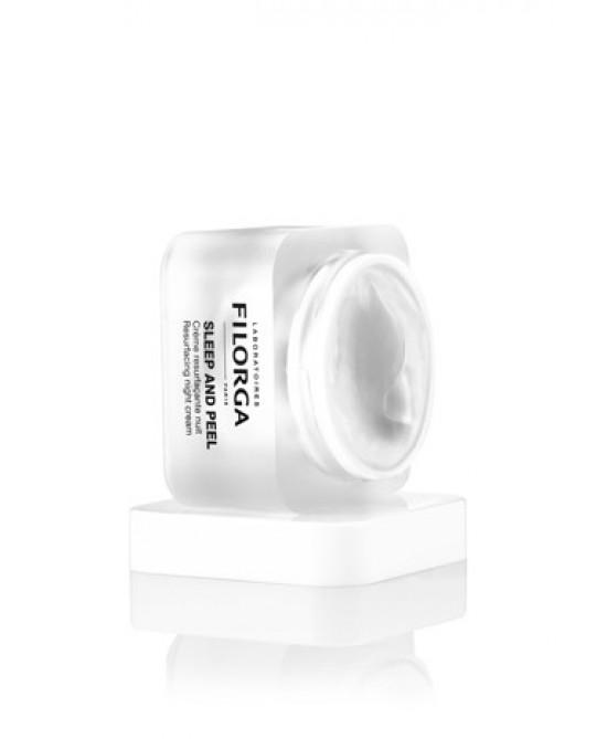 Filorga Sleep And Peel Crema Ristrutturante Notte 50ml - Farmamille