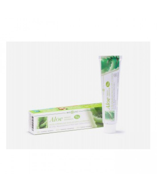 Biosline Aloe Pomata Eudermica Bio 50ml - Farmacento