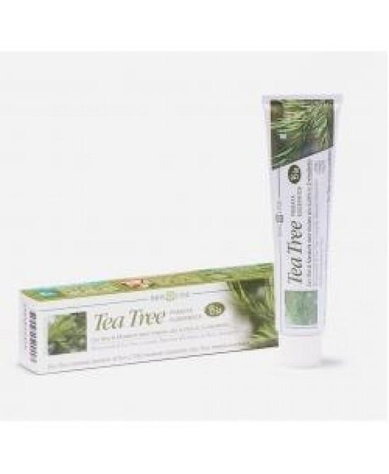 Biosline Tea Tree Pomata Eudermica Bio 50ml - Farmastar.it