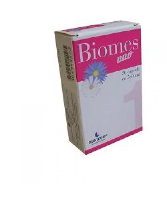 Biomes Uno 30cps 550mg - Zfarmacia