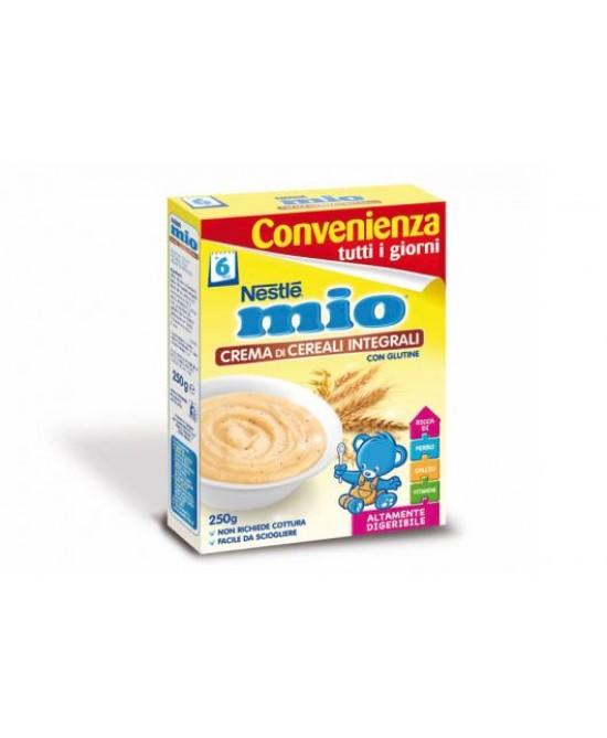 Nestlé Mio Crema Di Cereali Integrali 250g - Farmacia 33