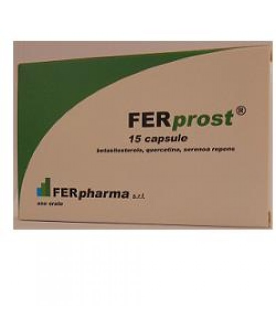 Ferprost Integratore 15cps - Farmacia 33