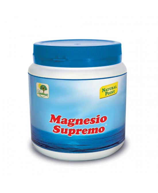 Natural Point Magnesio Supremo 300g - Zfarmacia