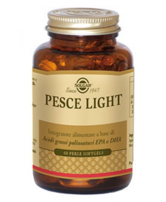 Solgar Pesce Light 60 Perle - La tua farmacia online
