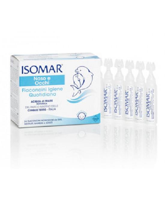 Isomar Soluzione Isotonica 24 Flaconi Monodose Da 5ml - farma-store.it