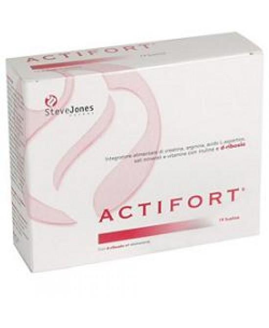 Actifort 14bust - La tua farmacia online