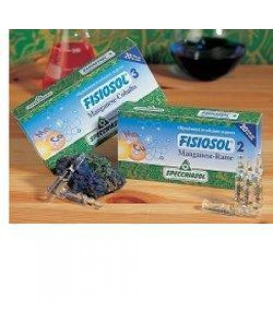 Fisiosol 3 Mn Co 20f - FARMAEMPORIO