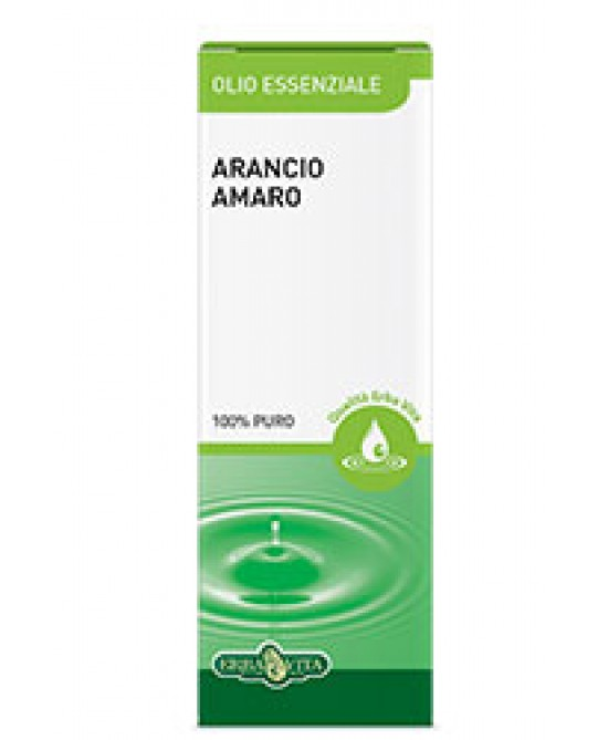 ErbaVita Arancio Amaro Olio Essenziale Extra Per La Motilità Intestinale 10ml - FARMAEMPORIO