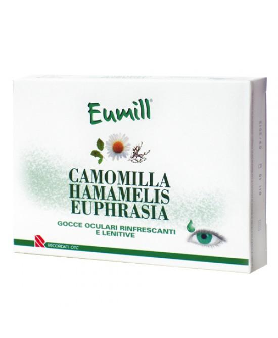 Eumill Gocce Oculari 10 Flaconi Monodose - Farmamille