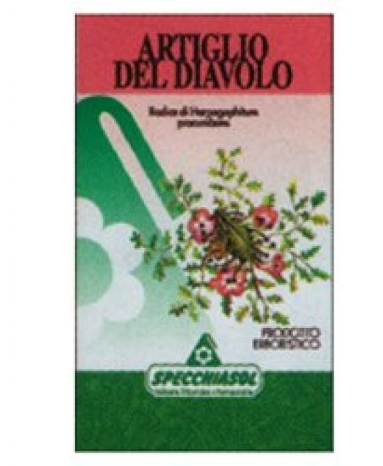Specchiasol Artiglio Del Diavolo Erbe Funzionalità Articolare 80 Capsule - La tua farmacia online
