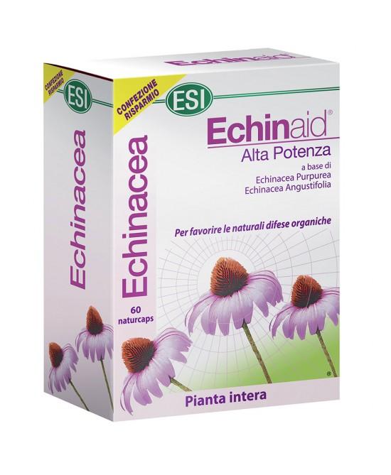 Esi Echinaid Alta Potenza Integratore Alimentare 60 Capsule - FARMAEMPORIO