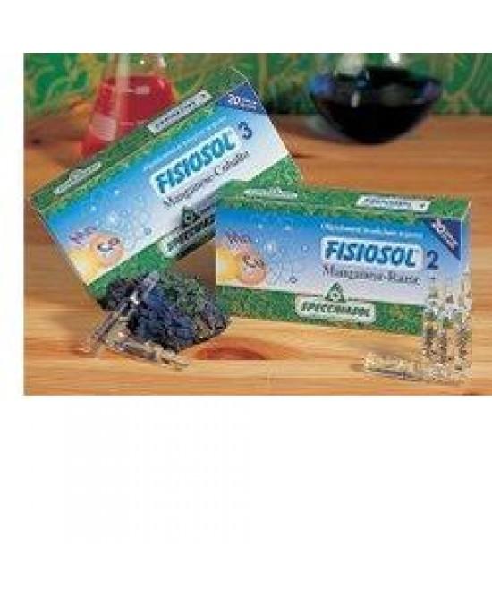 Fisiosol 21 Co 20f 2ml - FARMAEMPORIO