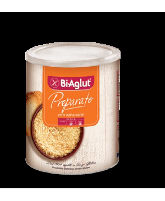 Biaglut Preparato Per Impanare Senza Glutine 350g - farma-store.it