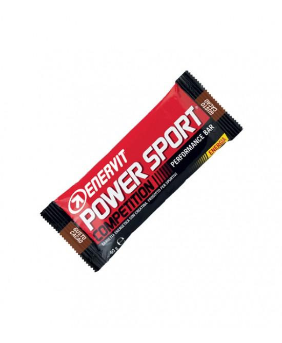 Enervit Power Sport Competition Barretta Energetica Cacao 40g - Farmastar.it