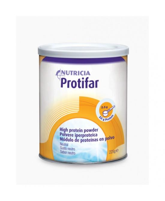Nutricia Protifar Polvere Iperproteica 225g - La tua farmacia online
