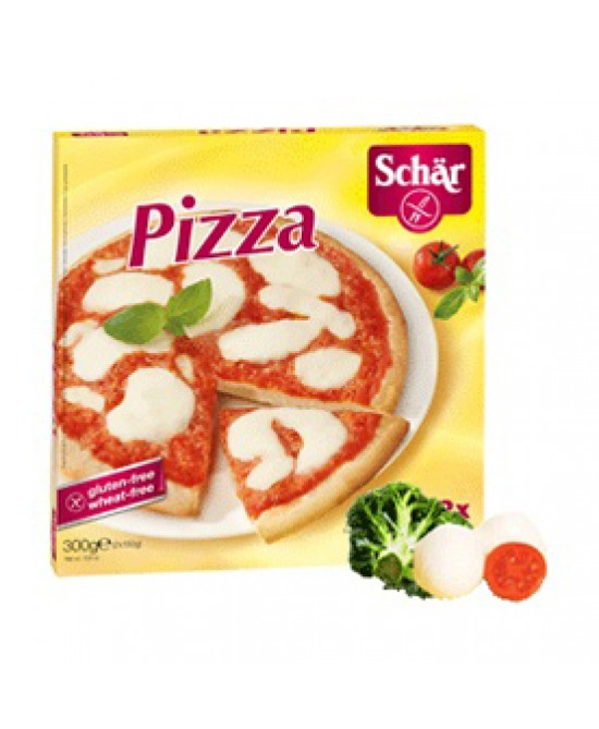Schar Fondo Pizza Senza Glutine 300g - Zfarmacia