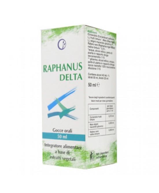Raphanus Delta Sol Ial 50ml - Zfarmacia