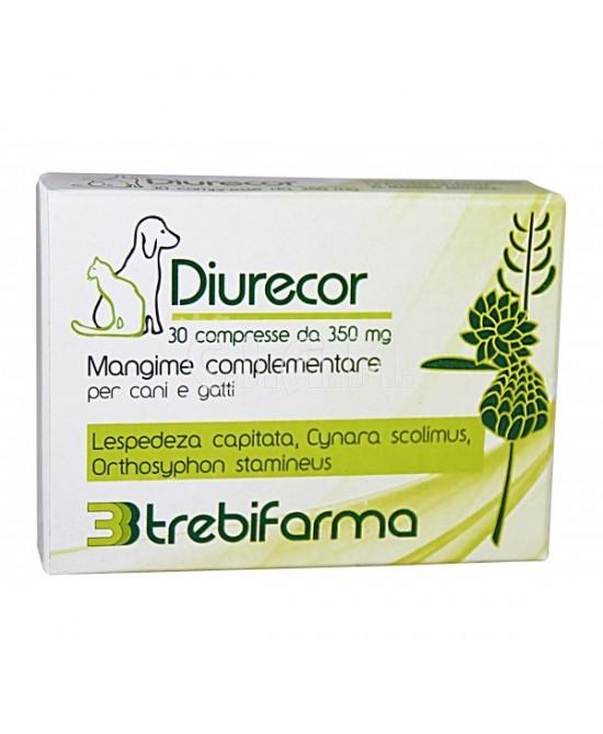 Trebifarma Diurecor 30 Compresse - Zfarmacia