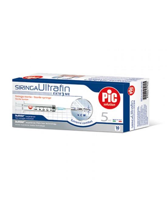 Pic Siringa Piccola 2,5ml Ago 14 10 Pezzi - Farmamille