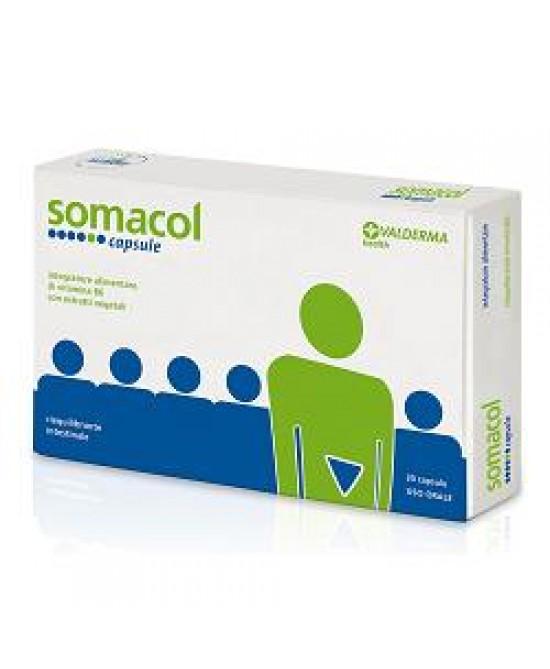 Somacol Integrat 20cps - Zfarmacia