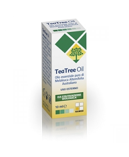 Named TeaTree Oil Olio Essenziale 10ml - Farmacento