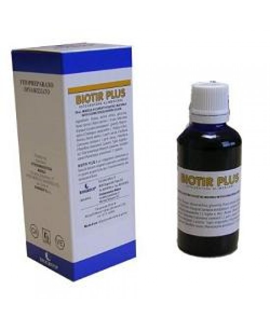 Biotir Plus 50ml Sol Ial - Zfarmacia
