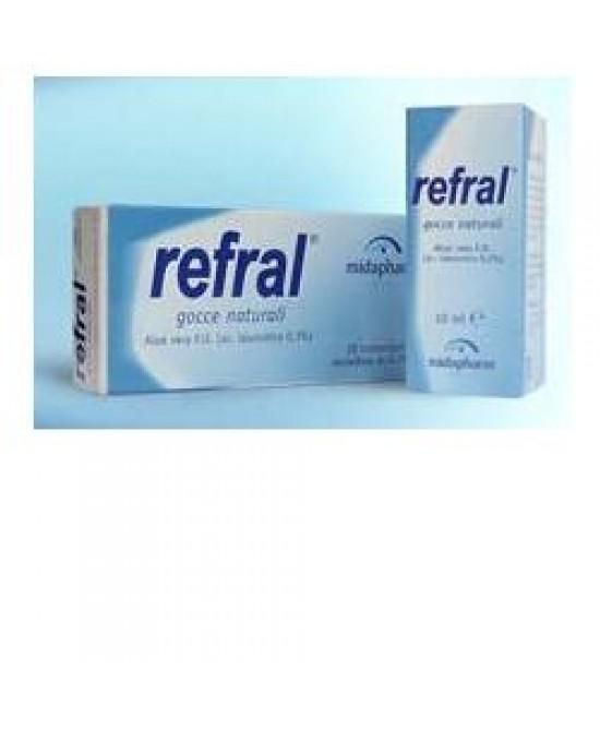 Refral Multid Gtt Ocul 1fx10ml - Antica Farmacia Del Lago