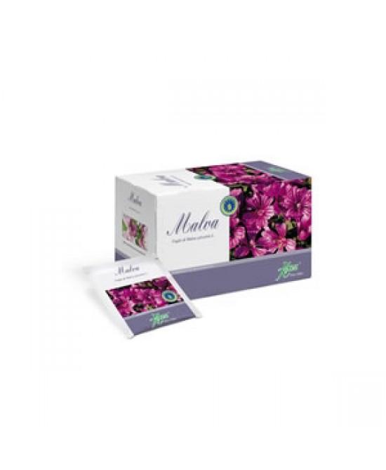 Aboca Tisana Malva 20 Bustine Da 1.3g - Antica Farmacia Del Lago