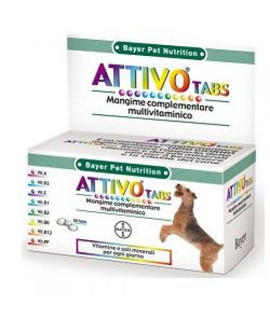 Attivo Tabs 60cpr - Farmastar.it