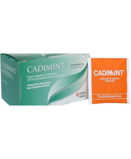 Cadimint 15filtx3g - Farmawing