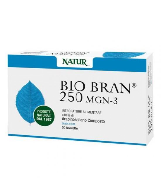 Biobran MGN-3 250 Maintenance Integratore Alimentare 50 Tavolette - Farmastar.it