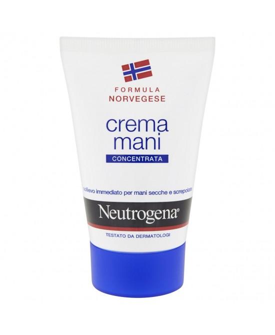 Neutrogena Crema Mani Concentrata Profumata 75ml - Farmacento