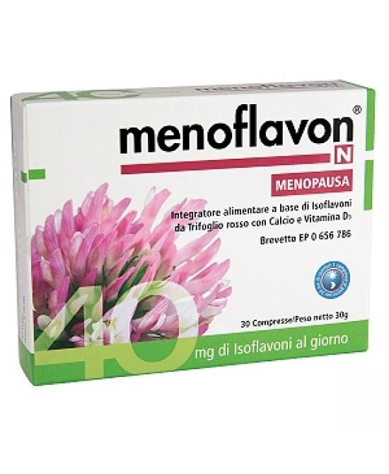 Named Menoflavon N Integratore Alimentare 30 Compresse - La tua farmacia online